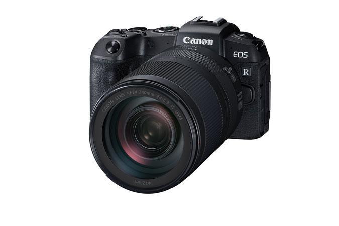 Refurbished EOS RP RF 24-240mm F4-6.3 IS USM Lens Kit $1215