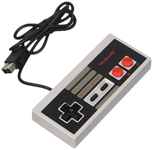 Nintendo NES Classic Controller - Amazon Lightning Deal Free Shipping w/ Prime $9.99
