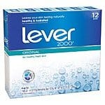 Lever 2000 Soap Bars 4 oz, 12 Bar X 3 for $15 with $5 gift card back and free shipping from Target