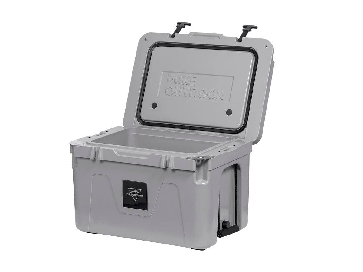 Pure Outdoor Emperor 50 Rotomolded Cooler 25% OFF + free standard shipping (Gray) $112.49