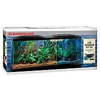 PetSmart Deal: Marineland 55 gallon BioWheel LED Aquarium kit $67.49 + tax  - Store pickup