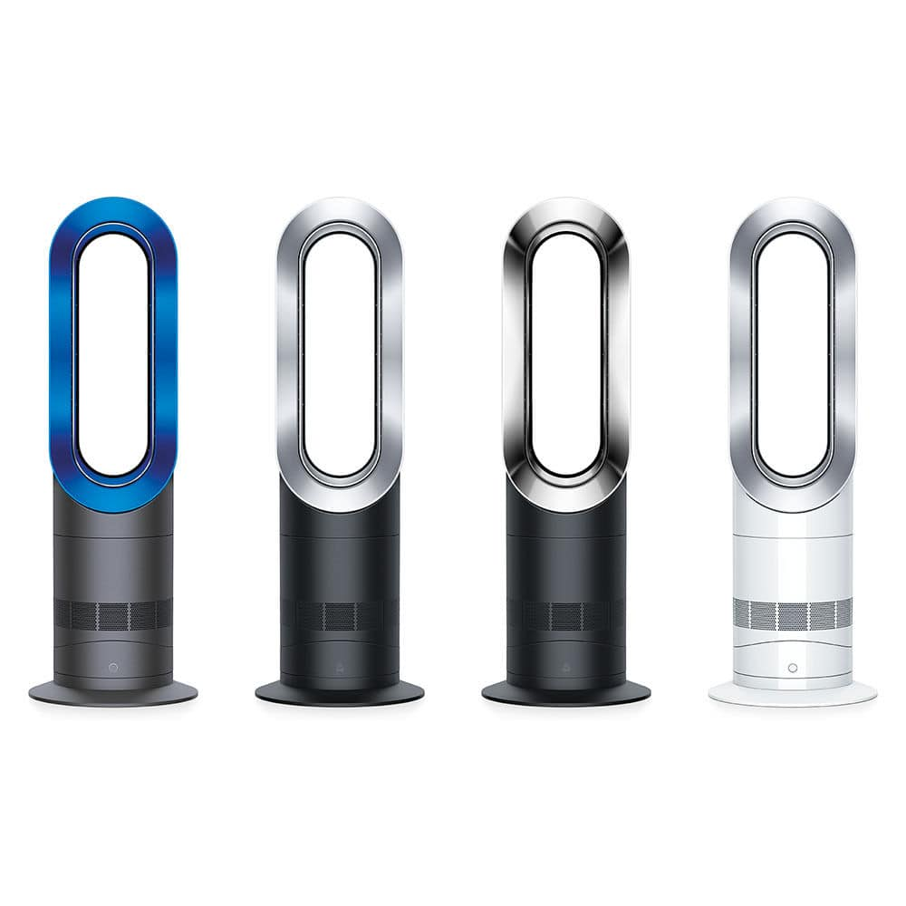 Dyson AM09 Hot + Cool Fan Heater   4 Colors   Refurbished Dyson Outlet via eBay $152