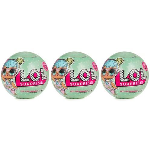 L.O.L. Surprise! Doll Series 2 (3pk) $27.99