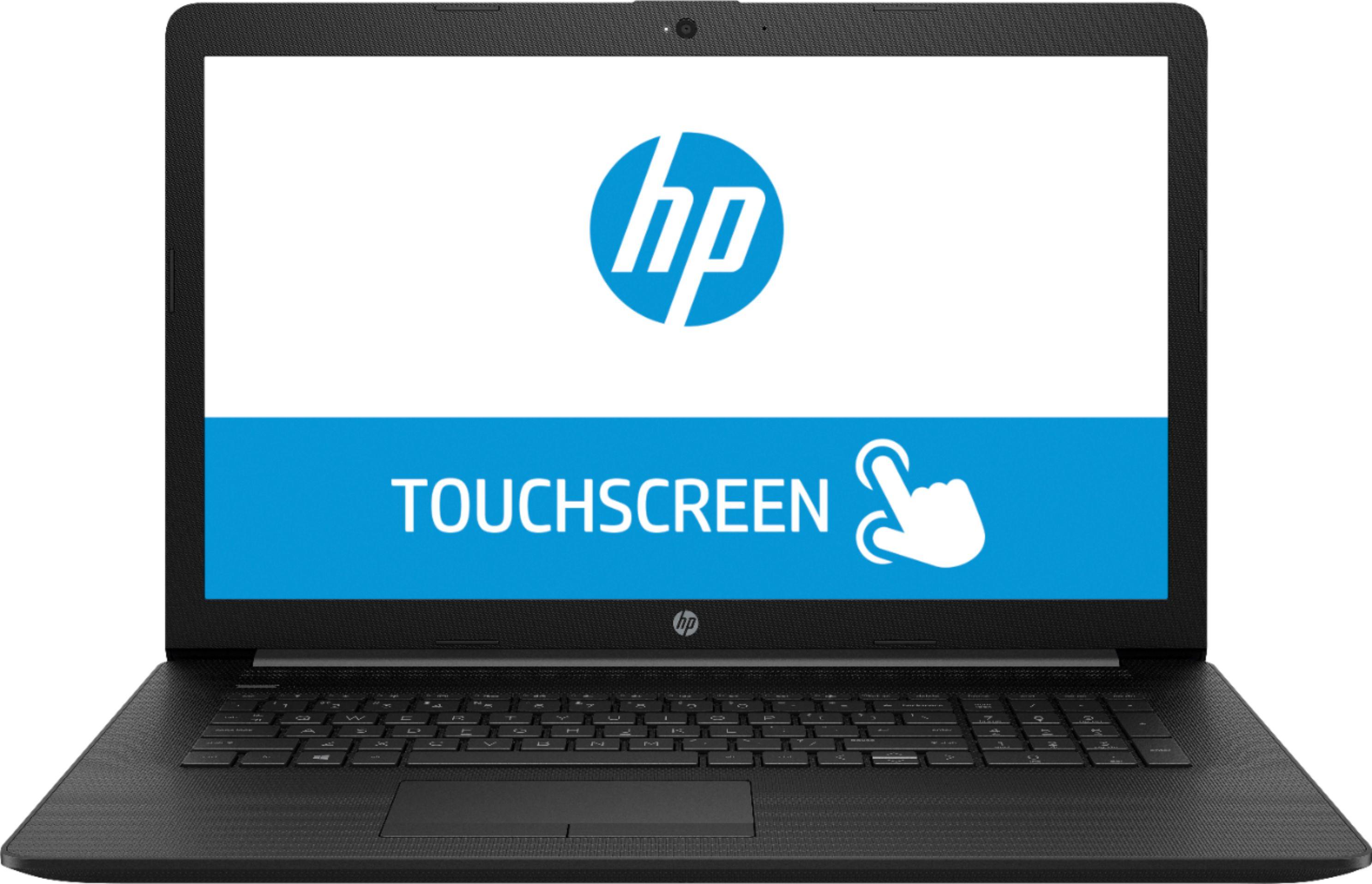 "$400 - HP 17.3"" Laptop - Intel Core i58265U - 8GB Memory - 256GB Solid State Drive - touchscreen"