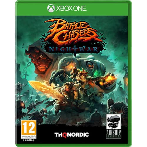 Battle Chasers: Nightwar Xbox One $26
