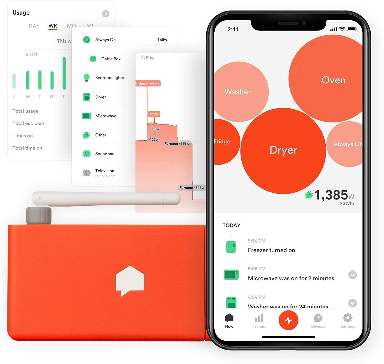 Sense Energy Monitor for $249.00 + Free Shipping
