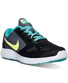 Nike Men's & Women's Revolution 3 Running Sneakers $29.98 @ Macy's (+ $2 Shipping)