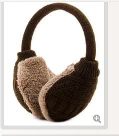 Metog Assorted Winter Earmuffs 60% OFF starting at $4.40 @ Amazon