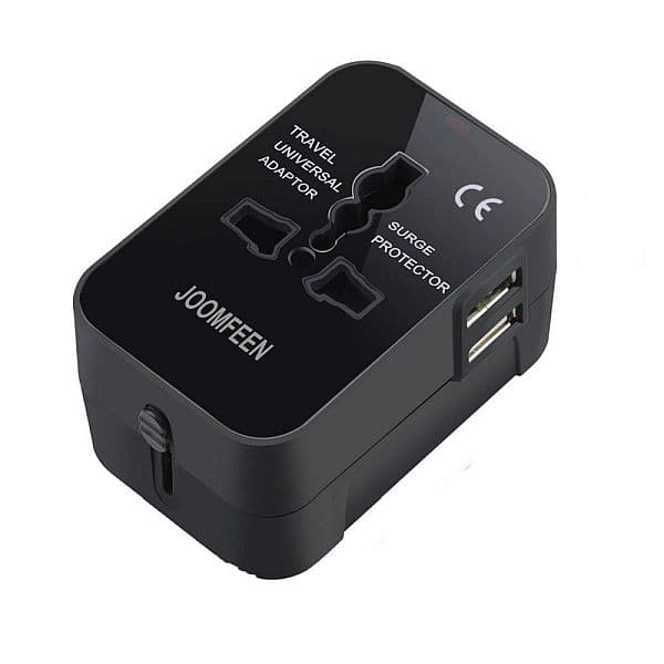 Worldwide All in One Universal Travel Adapter $9.75 @ Amazon $9.74