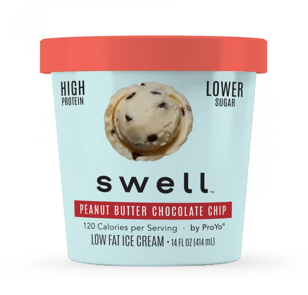 FREE PINT of Swell Low Fat/High Protein Ice Cream @ Giant Food Stores & Stop and Shop