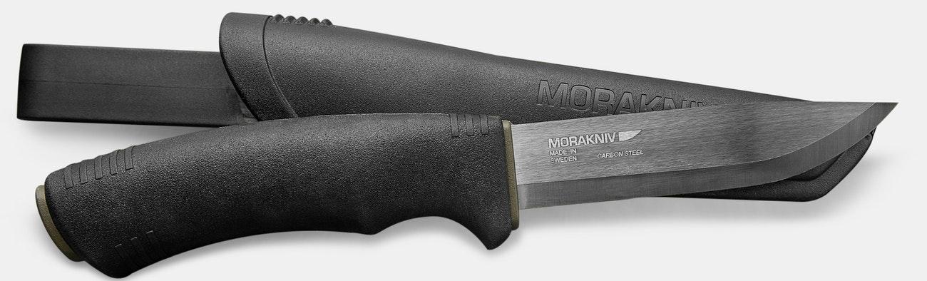 Morakniv Bushcraft Carbon Knife 39.99 or 29.99 depending on Drop
