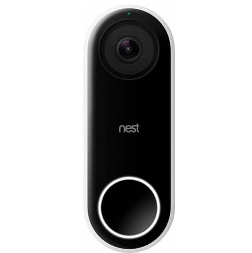 Nest Hello Video Doorbell (MassGenie) - $169.95