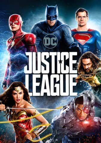 VUDU - Justice League, Death Wish and Gnomes UHD (and HDX) for $9.99
