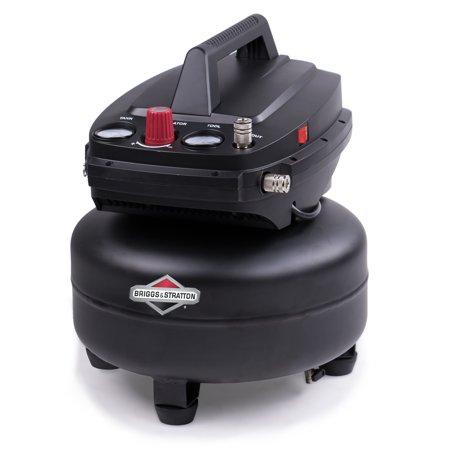 Briggs & Stratton 6 gallon air compressor- YMMV $20