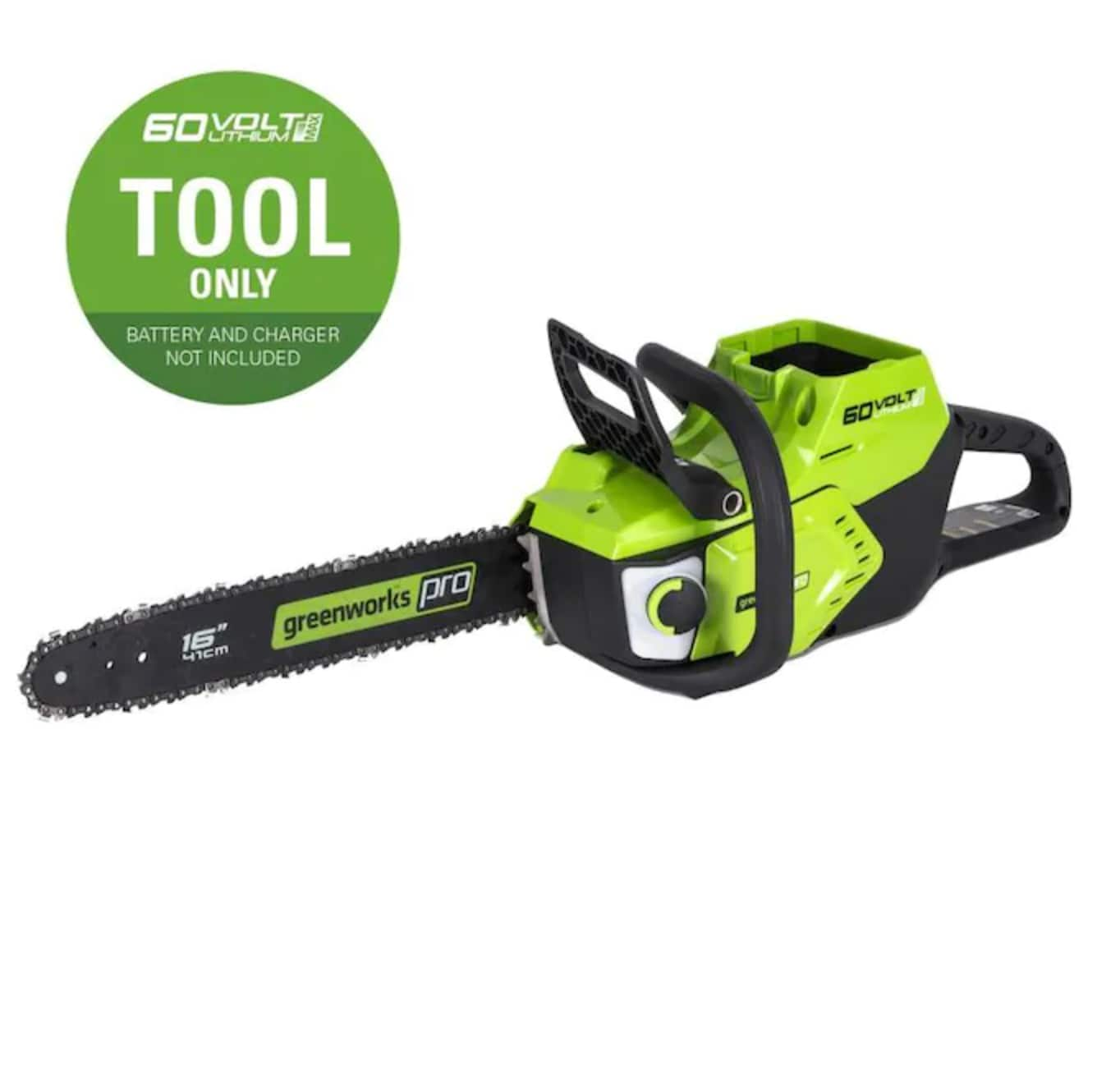 60V Greenworks Pro 16in Cordless Electric Chainsaw $80 YMMV