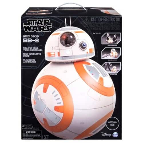 Star Wars - Hero Droid BB-8 - Fully Interactive Droid $135.27