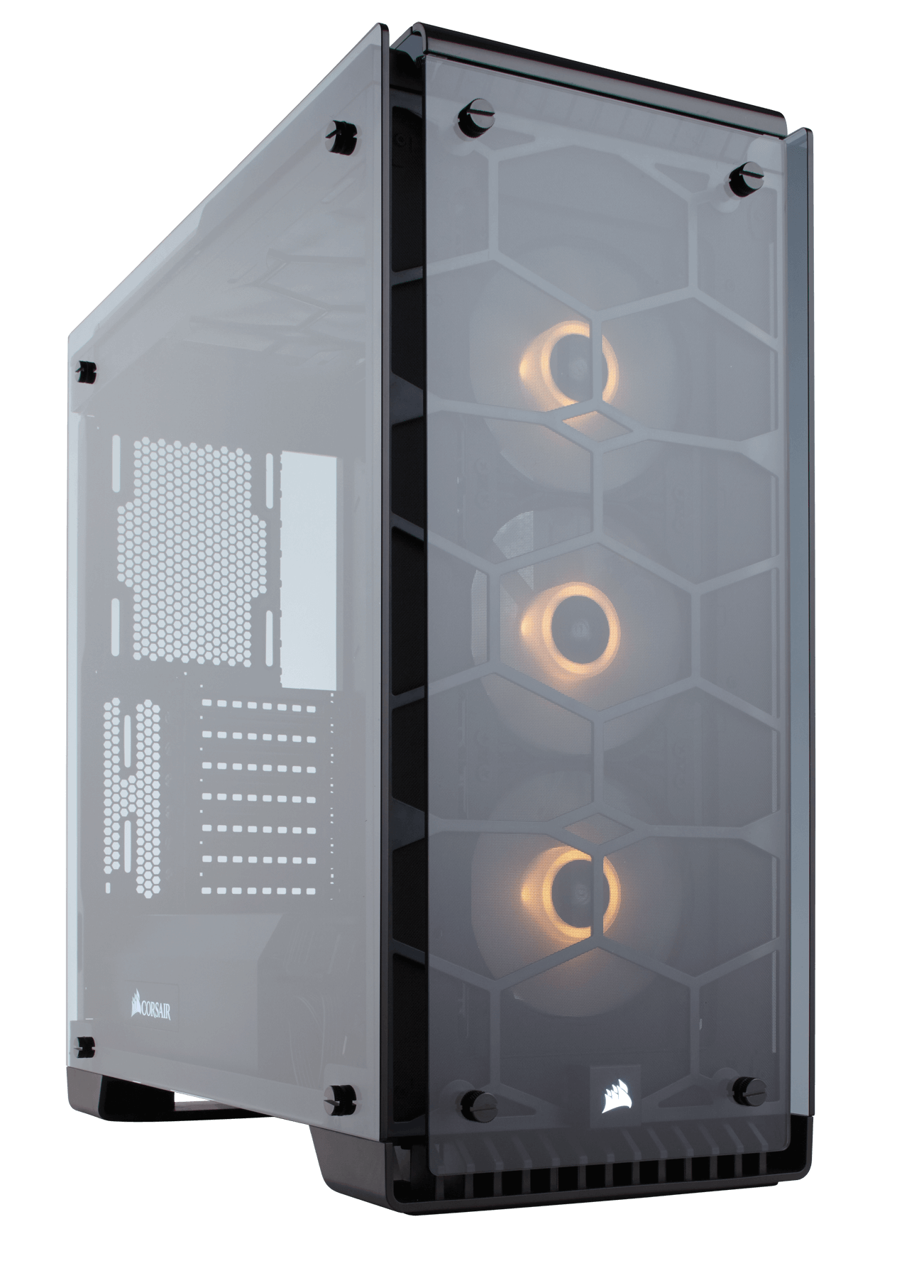 FRY'S: Corsair 570X RGB Crystal Series ATX Case $109.99 after Instant discount, Email code & Mail in rebate