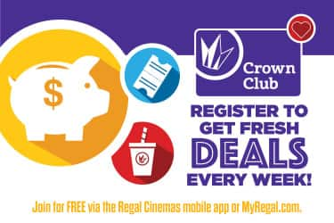 Oct Regal Crown Club Specials