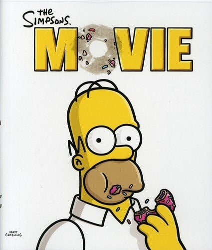 The Simpsons Movie - Amazon $5