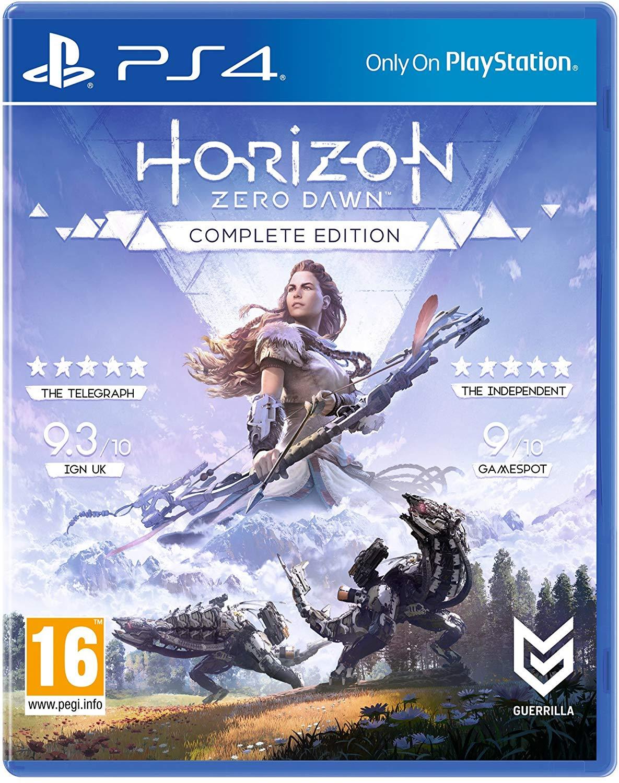 092a79585d537 Horizon Zero Dawn: Complete Edition - Playstation 4 - Amazon $20 ...