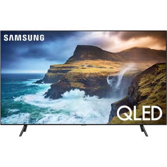 "Samsung 65"" Q70 for $1097 on GreenToe.com"