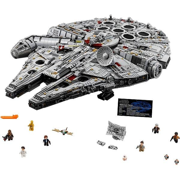 Lego UCS Millennium Falcon 75192 at Target $799.99 or $760 with red card