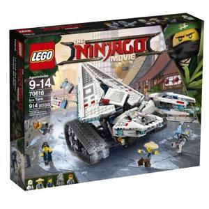 LEGO Ninjago Movie Ice Tank (70616) $47.62 + tax - Free shipping