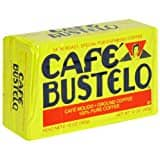 Cafe Bustelo Espresso Coffee, 6 pack of (4-10oz bars) $26.81 at Amazon.com