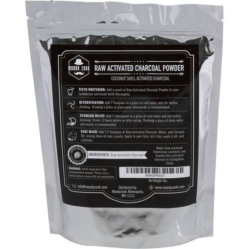 Activated Charcoal Powder $7.57 AC @ Amazon.com
