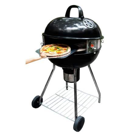 "PizzaQue Deluxe Kettle Grill Pizza Kit for 18"" and 22.5"" Kettle Grills - $59.46 @ Walmart Free Shipping"