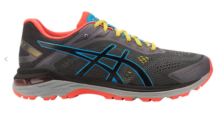 Asics GT-2000 7 TRAIL, Cyber Monday stacking deal $62.96