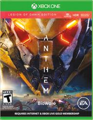 Xbox One - Anthem Legion of Dawn Edition (Digital Code) $69.89