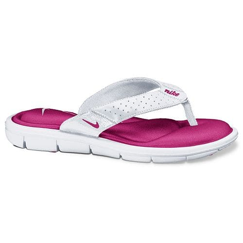 Nike Comfort Women's Flip-Flops - $19.99 + Free Store Pickup @ Kohl's
