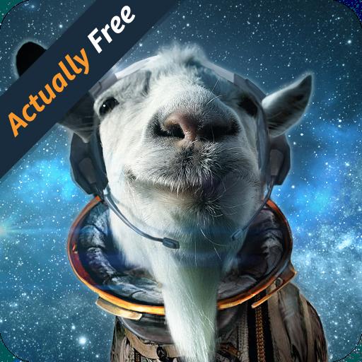 Amazon Underground App: Goat Simulator Waste of Space - FREE