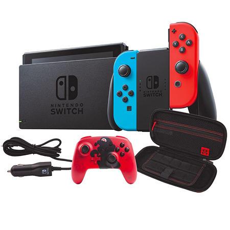 Nintendo Switch Bundle @ Samsclub.com for $349.98