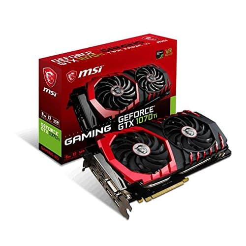 MSI Gaming GeForce GTX 1070 Ti $479.99