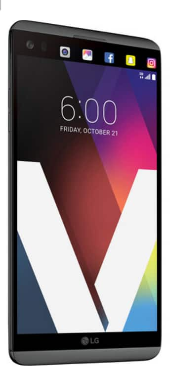 LG V20 US996 Unlocked Smartphone (Titan) 64GB for $349.99 w/Free shipping.