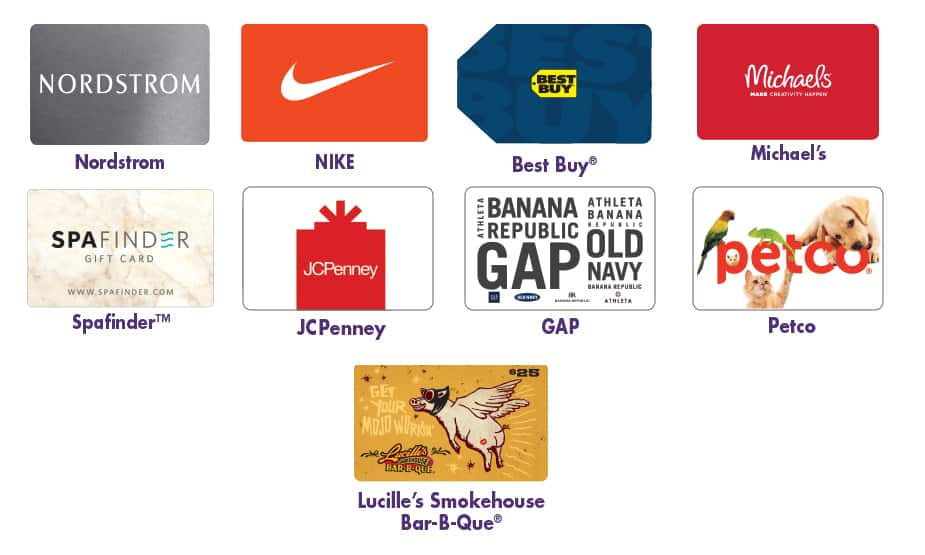 $50 Best Buy, Nike Gift Card (+more) +free $10 grocery coupon @Smart & Final store