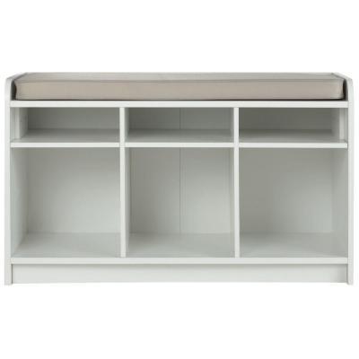 Martha Stewart Living Storage Bench- $18 Home Depot-YMMV