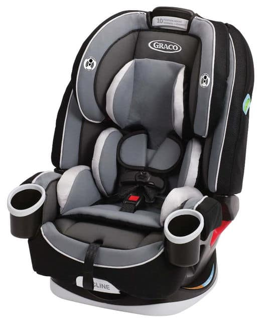 Graco 4ever All-in-one Convertible Car Seat $149.99