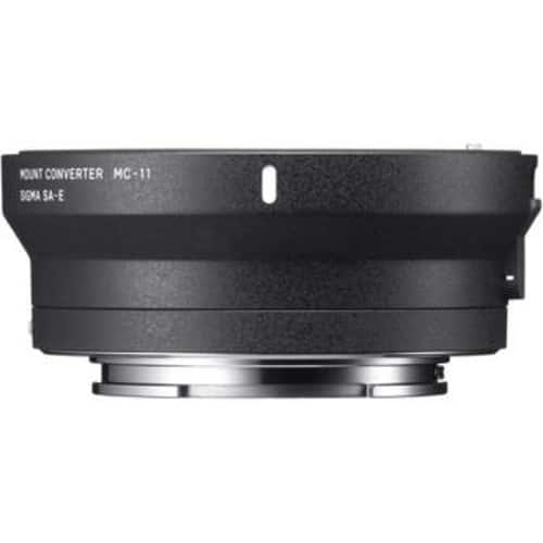 MC-11 Mount Converter/Lens Adapter (Sigma EF-Mount Lenses to Sony E) $149 for most sites