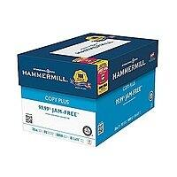"Staples Deal: HammerMill  Paper, 8 1/2"" x 11"", Case at Staple $9.99 AR Rebate Free Shipping"