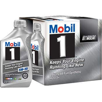 6-1qt of Mobil 1 $26.99 free shipping Costco.com March 11-12 only ($14.99 after rebate?)