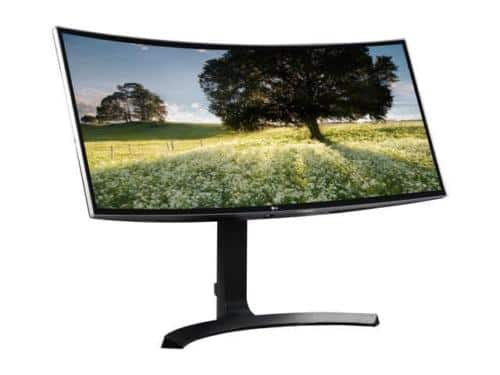 LG 34CB88-P 34inch Curved 1440P Freesynce For $529.99 by Newegg via eBay