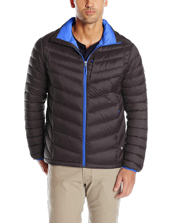 White Sierra Men's Summit Down Jacket $17.58 (only L/XL/XXL black)
