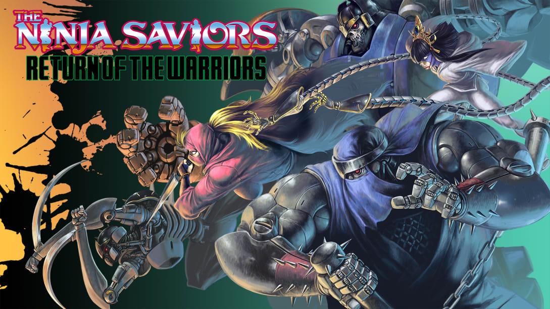 The Ninja Saviors: Return of the Warriors (Nintendo Switch - Digital) $9.99