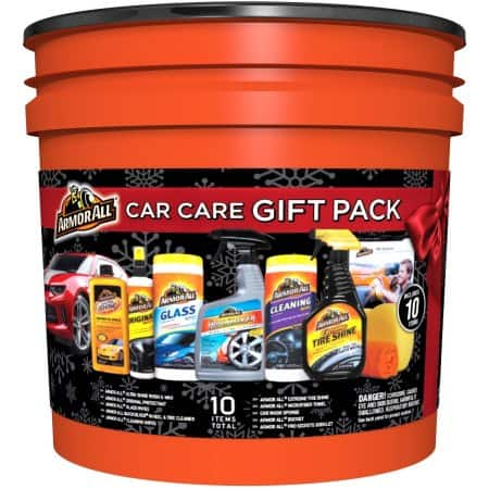 Armor All Car Care Gift Pack 10-Piece Bucket - $5 *YMMV Usual Price - $17