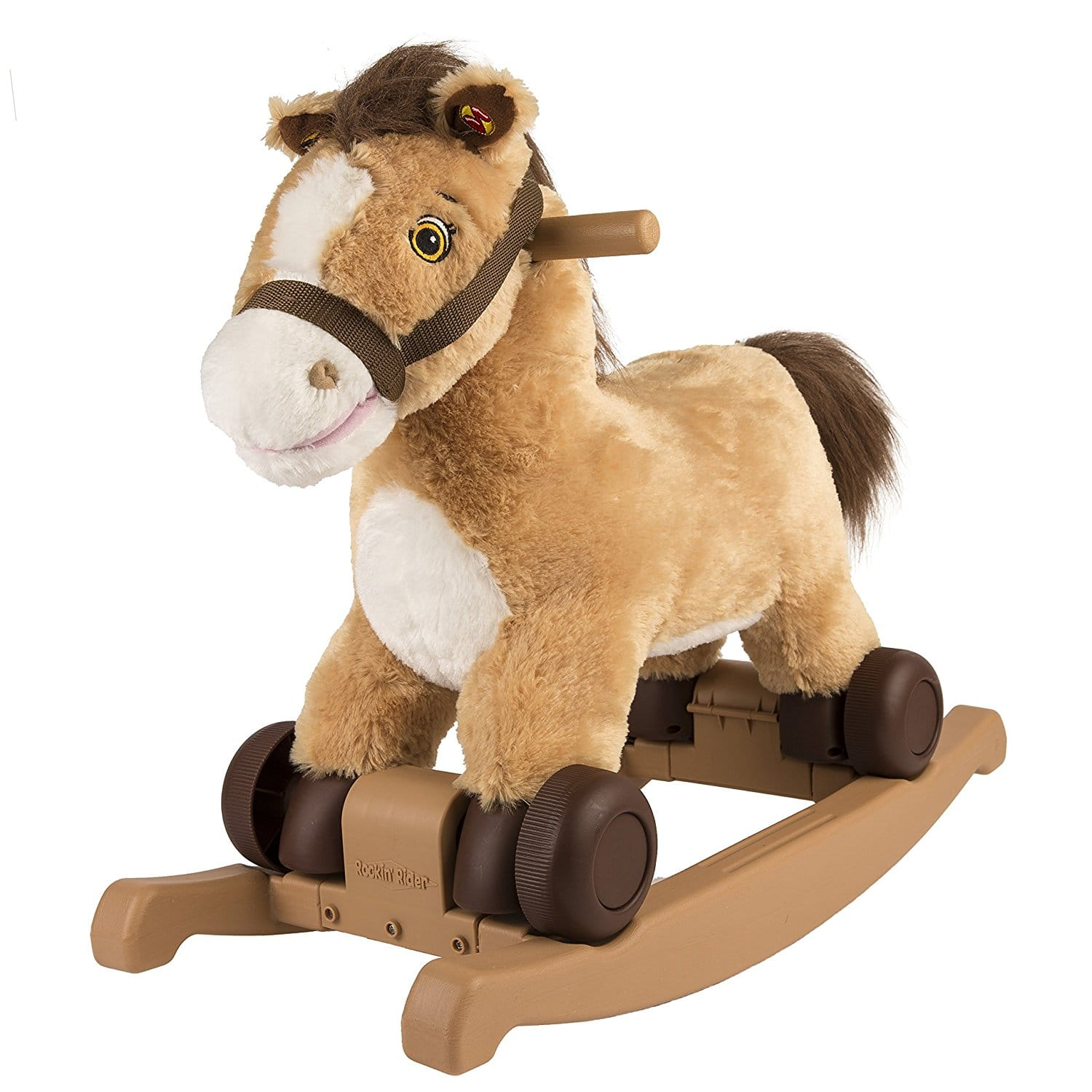 Rockin' Rider Charger 2-in-1 Rocking Pony $9.00 IN-STORE ONLY