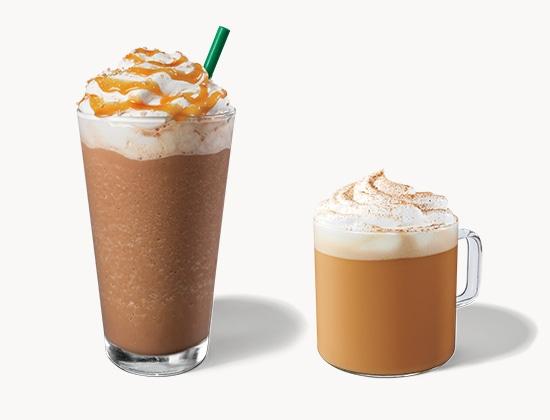 BOGO Any Handcrafted Drink (Grande or Larger) w/ Starbucks Happy Hour Enrollment (2PM-7PM)