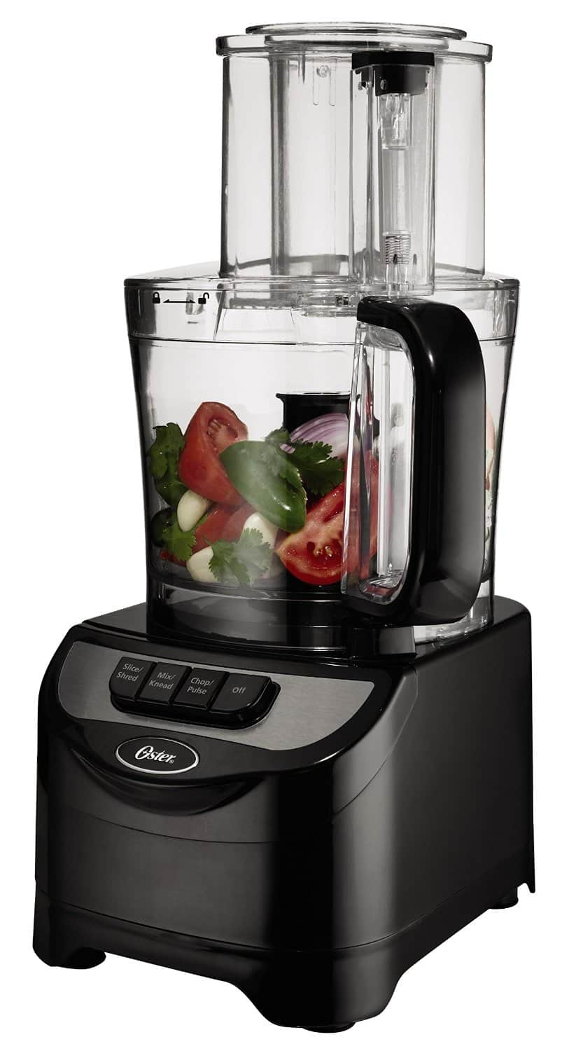 Oster FPSTFP1355 2-Speed 10-Cup Food Processor $22.49